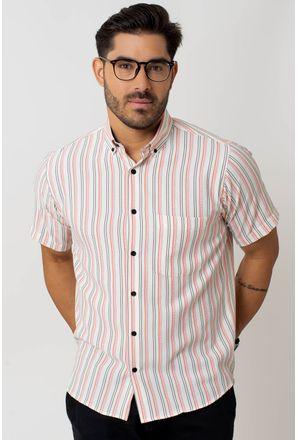 Camisa-casual-masculina-tradicional-microfibra-laranja-f07938a-1