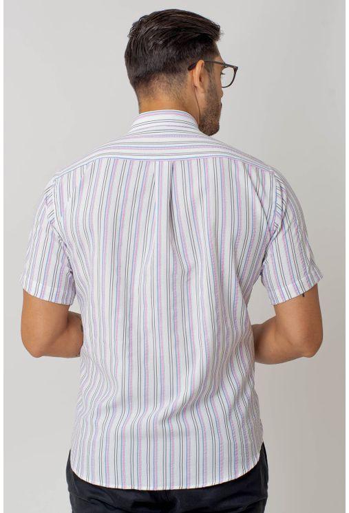 Camisa-casual-masculina-tradicional-microfibra-azul-f07938a-2