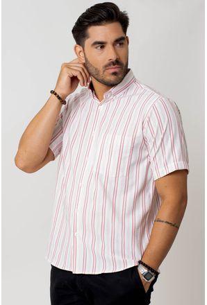 Camisa-casual-masculina-tradicional-microfibra-vermelho-f07939a-1