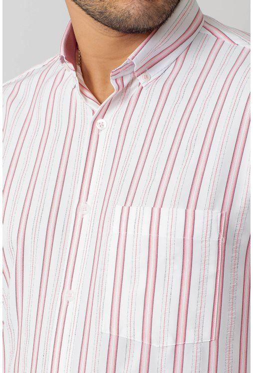 Camisa-casual-masculina-tradicional-microfibra-vermelho-f07939a-3