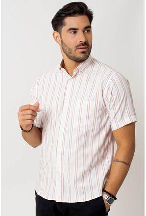 Camisa-casual-masculina-tradicional-microfibra-salmao-f07939a-1