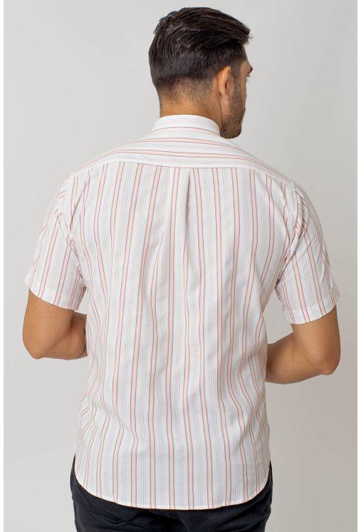 Camisa-casual-masculina-tradicional-microfibra-salmao-f07939a-2