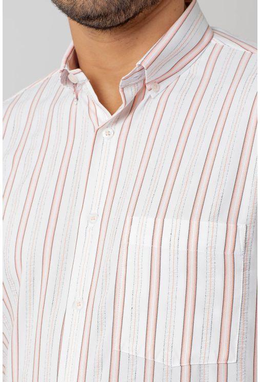 Camisa-casual-masculina-tradicional-microfibra-salmao-f07939a-3