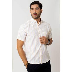 Camisa-casual-masculina-tradicional-microfibra-amarelo-f07940a-1