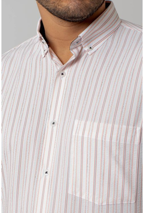 Camisa-casual-masculina-tradicional-microfibra-laranja-f07941a-3