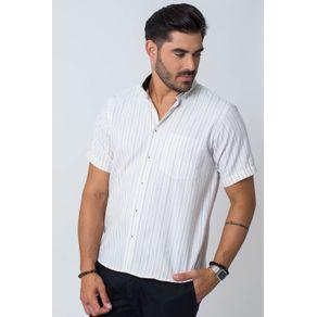 Camisa-casual-masculina-tradicional-microfibra-bege-f07941a-1