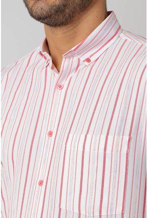 Camisa-casual-masculina-tradicional-microfibra-vermelho-f07940a-3