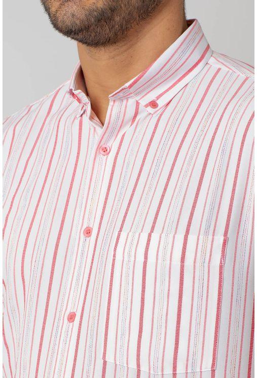 Camisa-casual-masculina-tradicional-microfibra-vermelho-f07940a-1