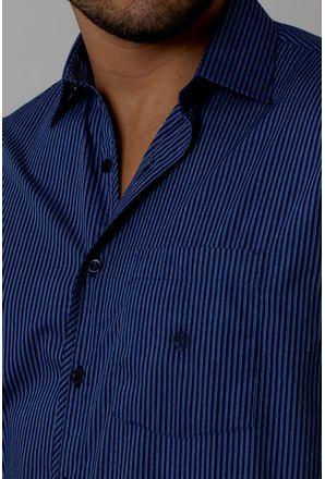 Camisa-casual-masculina-tradicional-algodao-fio-50-azul-f01267a-3