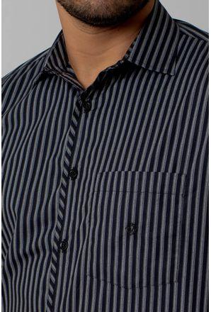 Camisa-casual-masculina-tradicional-algodao-fio-50-verde-f01267a-3