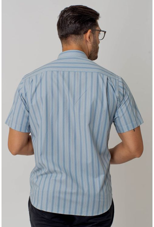 Camisa-casual-masculina-tradicional-algodao-fio-50-azul-escuro-f01268a-2