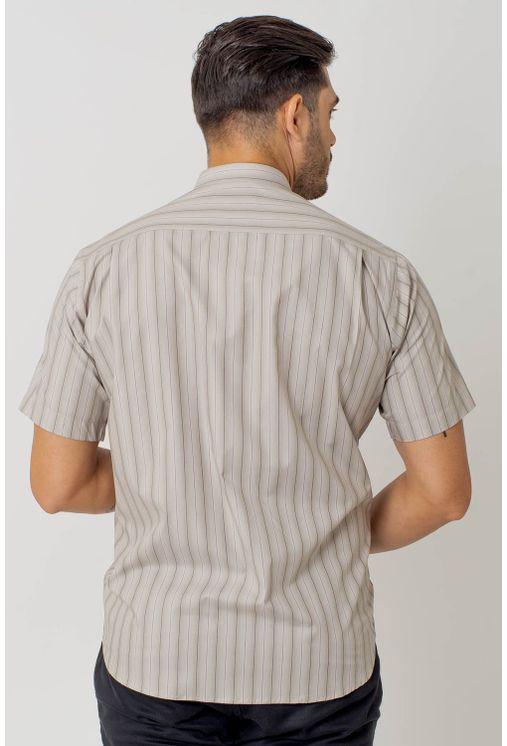 Camisa-casual-masculina-tradicional-algodao-fio-50-bege-f01267a-2