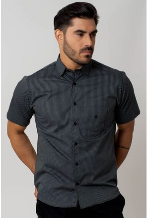 Camisa-casual-masculina-tradicional-algodao-fio-50-preto-f01269a-1