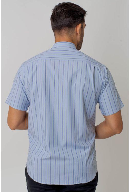 Camisa-casual-masculina-tradicional-algodao-fio-50-azul-medio-f01269a-2