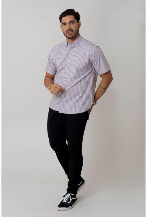 Camisa-casual-masculina-tradicional-algodao-fio-50-lilas-f01269a-4