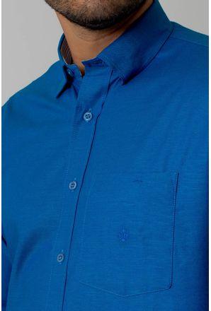 Camisa-casual-masculina-tradicional-algodao-fio-40-azul-f02090a-3