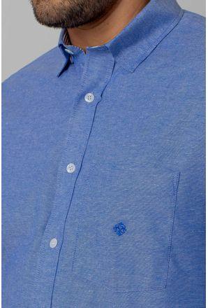 Camisa-casual-masculina-tradicional-algodao-fio-40-azul-claro-f02090a-3