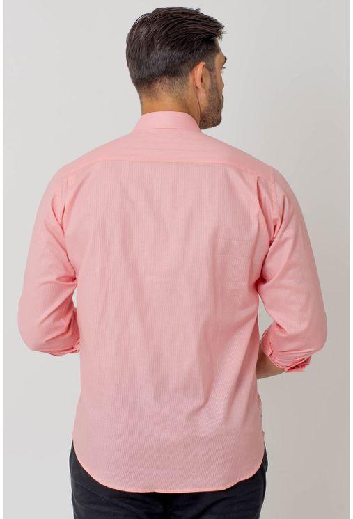 Camisa-casual-masculina-tradicional-algodao-fio-40-rosa-f02099a-2