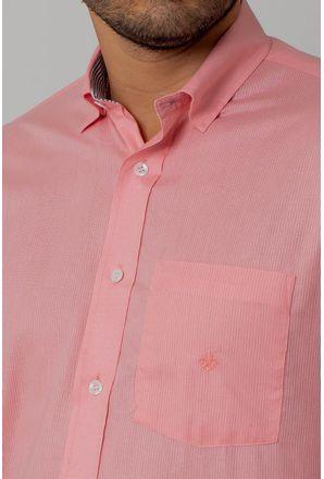 Camisa-casual-masculina-tradicional-algodao-fio-40-rosa-f02099a-3