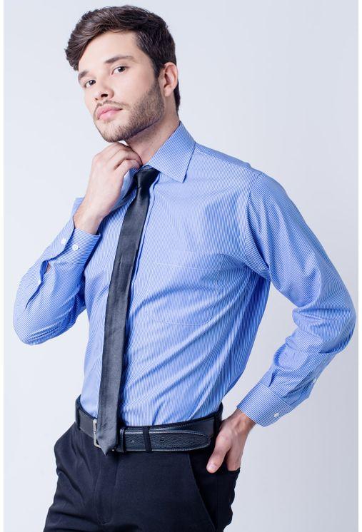 Camisa-social-masculina-tradicional-algodao-fio-50-azul-claro-f07872a-1