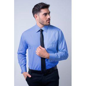 Camisa-social-masculina-tradicional-algodao-fio-60-azul-medio-f06798a-1
