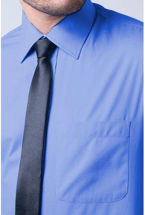Camisa-social-masculina-tradicional-algodao-fio-60-azul-medio-f06798a-3