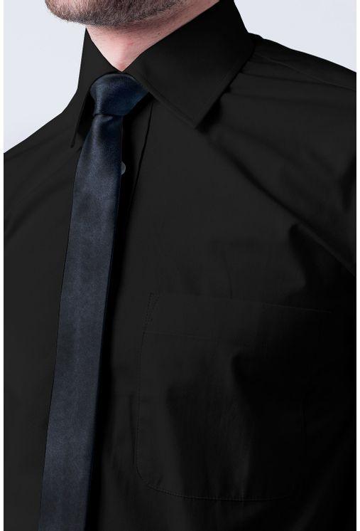 Camisa-social-masculina-tradicional-algodao-fio-60-preto-f06798a-3