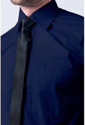 Camisa-social-masculina-tradicional-algodao-fio-60-azul-escuro-f06798a-3