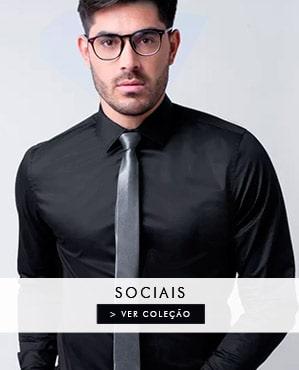 5a104c0b2f Camisa Social Masculina é na Fascynios