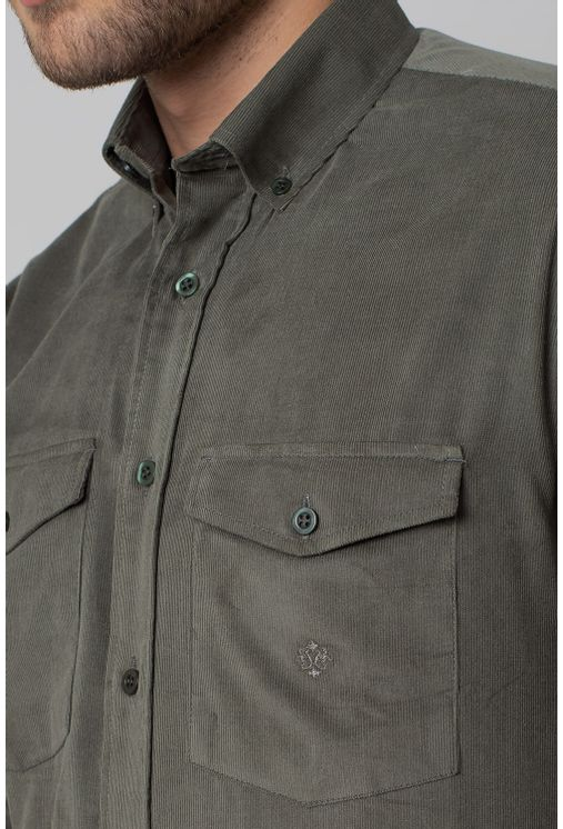 Camisa-casual-masculina-tradicional-veludo-verde-f02033a-3