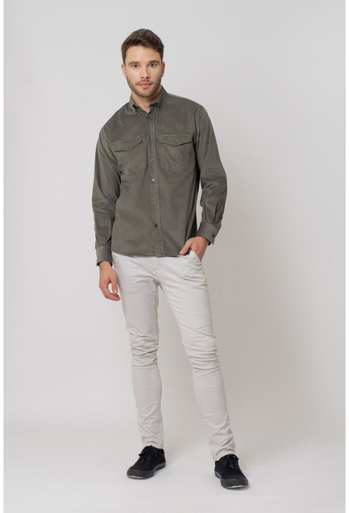Camisa-casual-masculina-tradicional-veludo-verde-f02033a-4