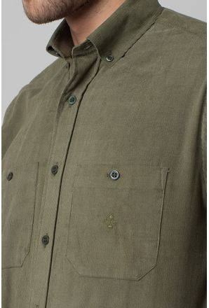 Camisa-casual-masculina-tradicional-veludo-verde-f02032a-3