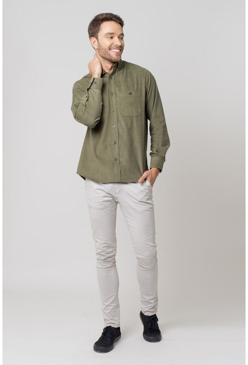 Camisa-casual-masculina-tradicional-veludo-verde-f02032a-4