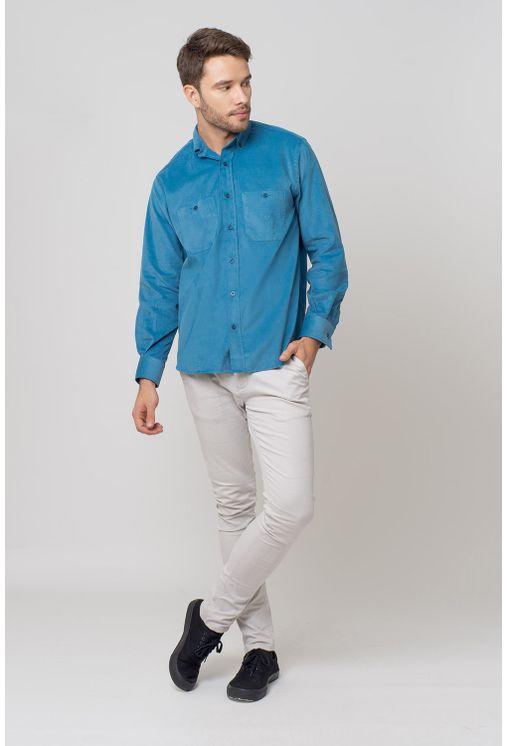Camisa-casual-masculina-tradicional-veludo-azul-f02032a-4