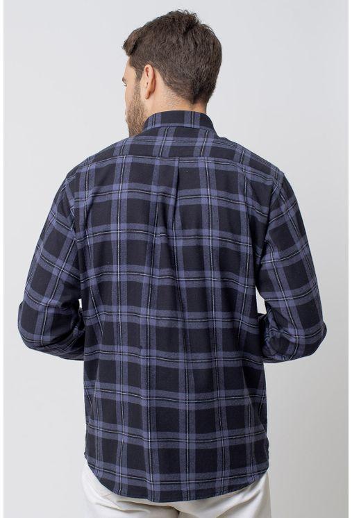 Camisa-casual-masculina-tradicional-flanela-preto-f08187a-2