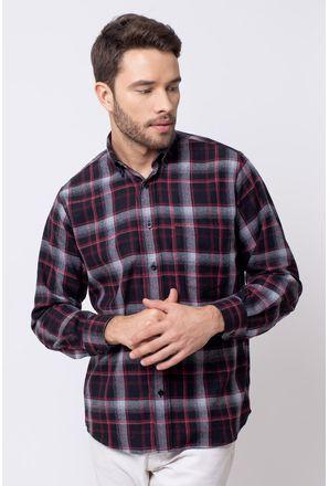 Camisa-casual-masculina-tradicional-flanela-preto-f08188a-1
