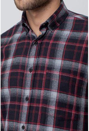 Camisa-casual-masculina-tradicional-flanela-preto-f08188a-3