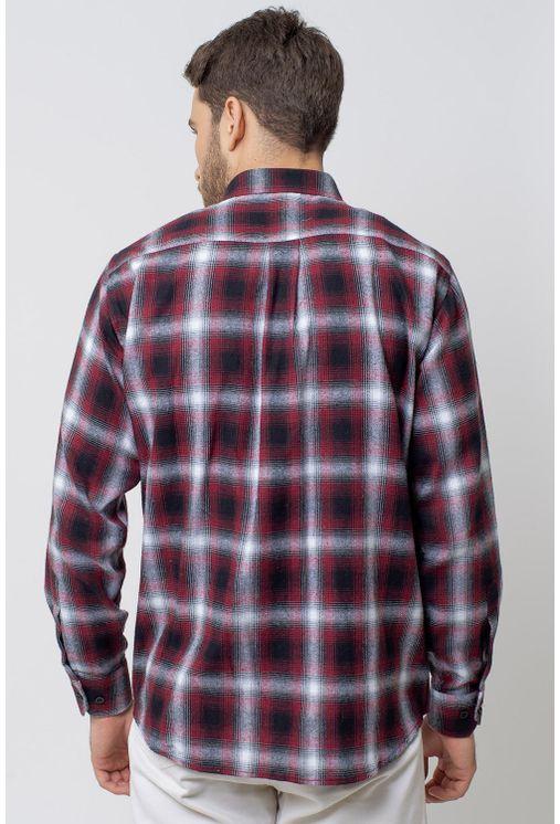 Camisa-casual-masculina-tradicional-flanela-vermelho-f08189a-2