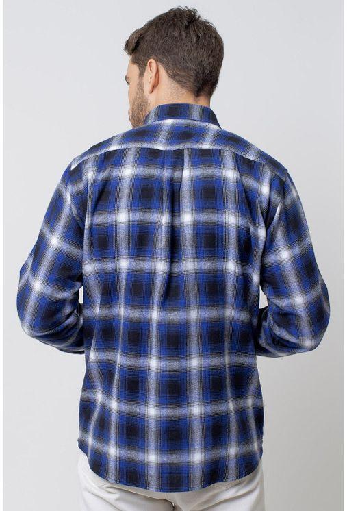 Camisa-casual-masculina-tradicional-flanela-azul-f08189a-2