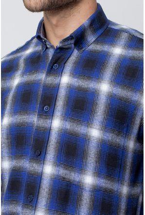 Camisa-casual-masculina-tradicional-flanela-azul-f08189a-3
