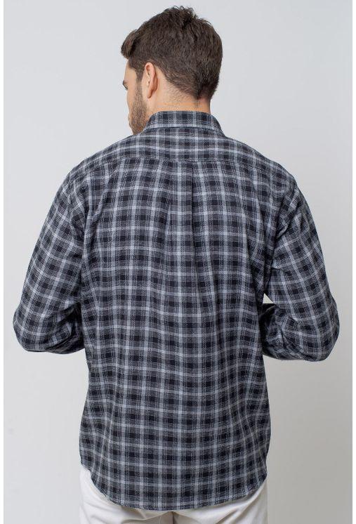 Camisa-casual-masculina-tradicional-flanela-preto-f08194a-2