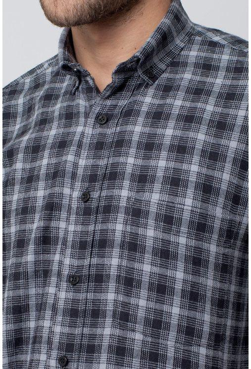Camisa-casual-masculina-tradicional-flanela-preto-f08194a-3
