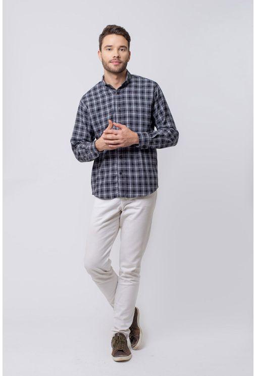 Camisa-casual-masculina-tradicional-flanela-preto-f08194a-4