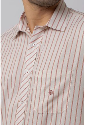 Camisa-Casual-Masculina-Tradicional-Microfibra-Azul-Escuro-08021-01