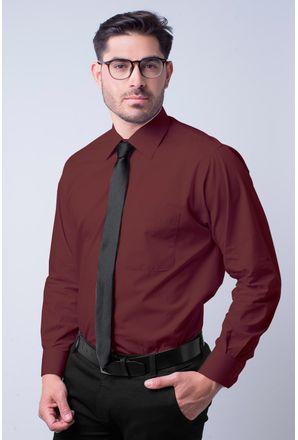 Camisa-Social-Masculina-Tradicional-Algodao-Fio-80-Bordo-08393-01