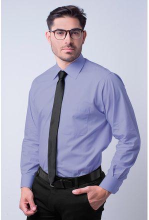 Camisa-Social-Masculina-Tradicional-Algodao-Fio-80-Lilas-08393-01