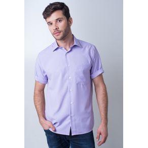 Camisa-Casual-Masculina-Tradicional-Microfibra-Lilas-08391-01