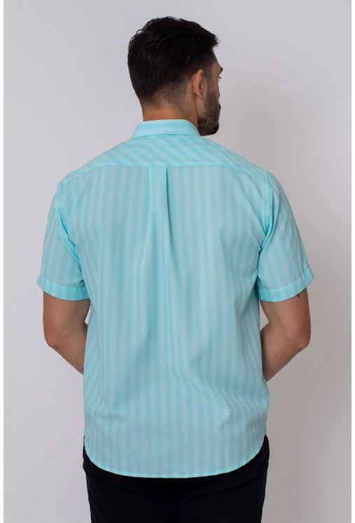 Camisa-Casual-Masculina-Tradicional-Microfibra-Azul-Claro-08036-01