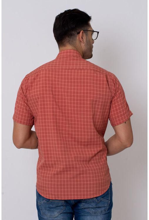 Camisa-Casual-Masculina-Tradicional-Microfibra-Salmao-08027-01
