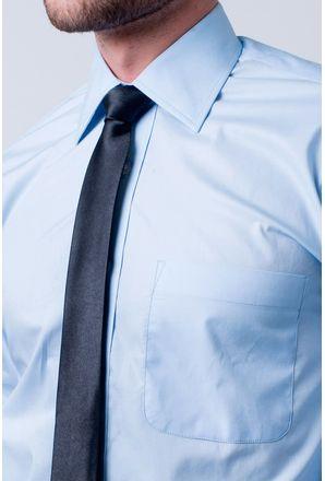 Camisa-Social-Masculina-Tradicional-Algodao-Fio-50-Azul-Claro-07725-01
